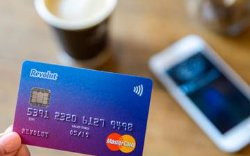 Revolut payments possible!